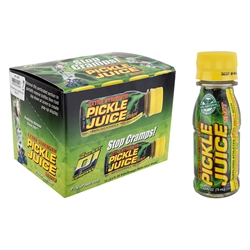 PICKLE JUICE COMPANY Extra Strength Pickle Juice Shots