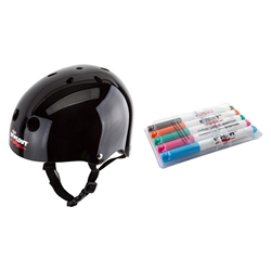 TRIPLE EIGHT Wipeout Helmet