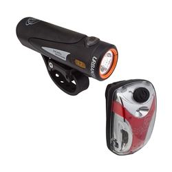 LIGHT & MOTION Urban 500 Onyx/Vis Micro II