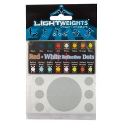 LIGHTWEIGHTS Reflective Dots 14pc