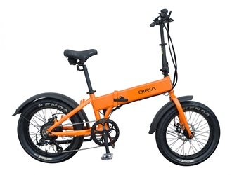 Biria Electric Folding S2 Biria Electric Folding S2, Fat, Tire, Bike, Bicycle